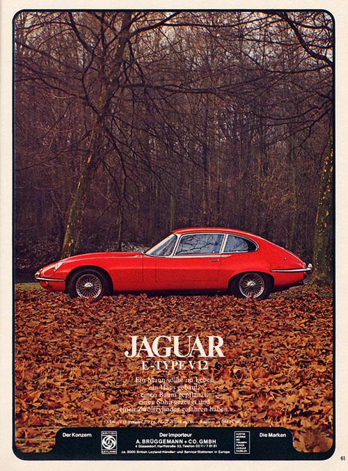 jaguar 1972. Black Bedroom Furniture Sets. Home Design Ideas