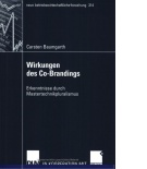 Baumgarth, Wirkungen des Co-Brandings (2003)