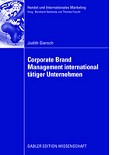 Giersch, Corporate Brand Management international tätiger Unternehmen (April 2008)